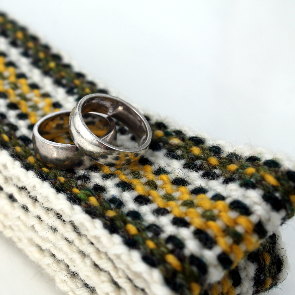 "Handfasting Cord - ""Irish Wedding""4"