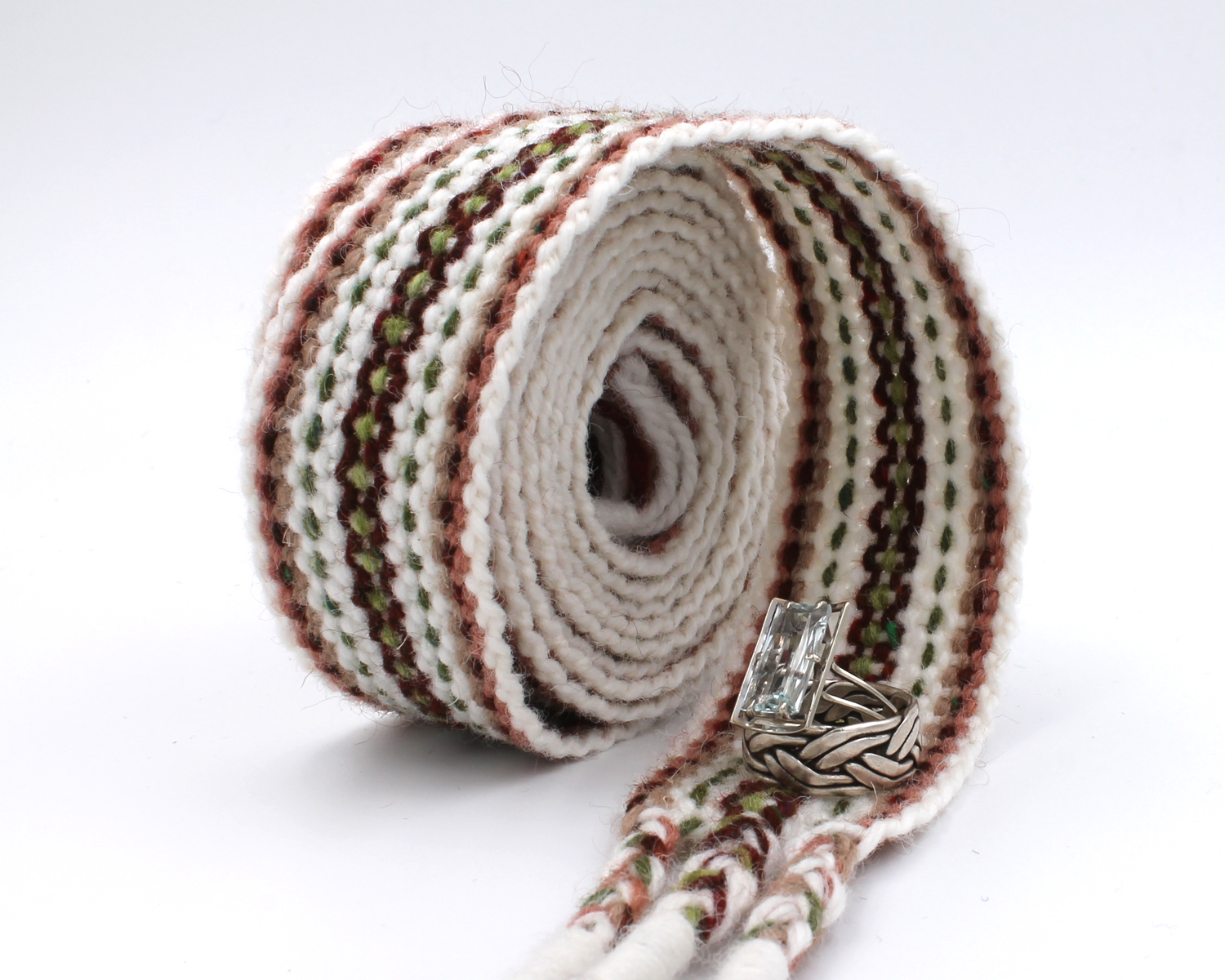 "Handfasting Cord - ""Celtic Earth"""