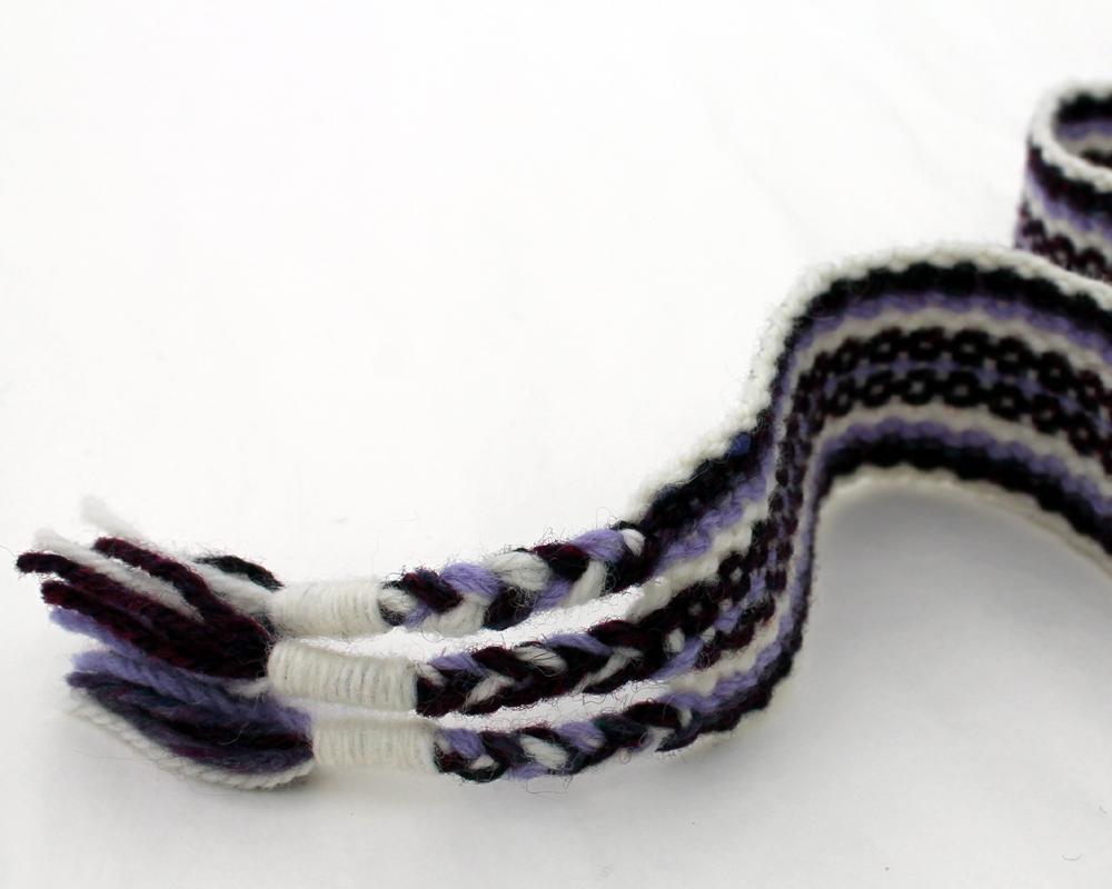 Handfasting Cord - Purple Haze - 5