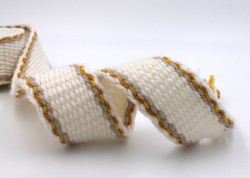 handfasting cord - golden touch