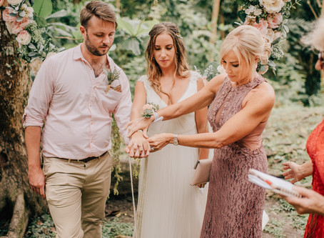How to do a Handfasting in Style!