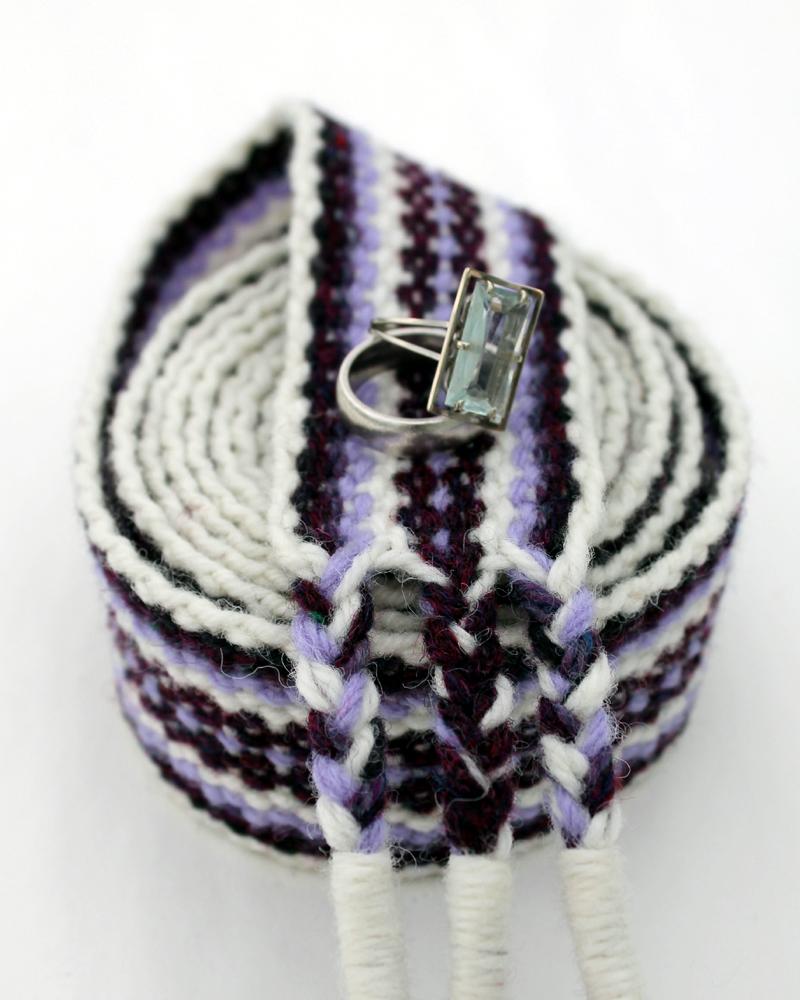 Handfasting Cord - Purple Haze - 6