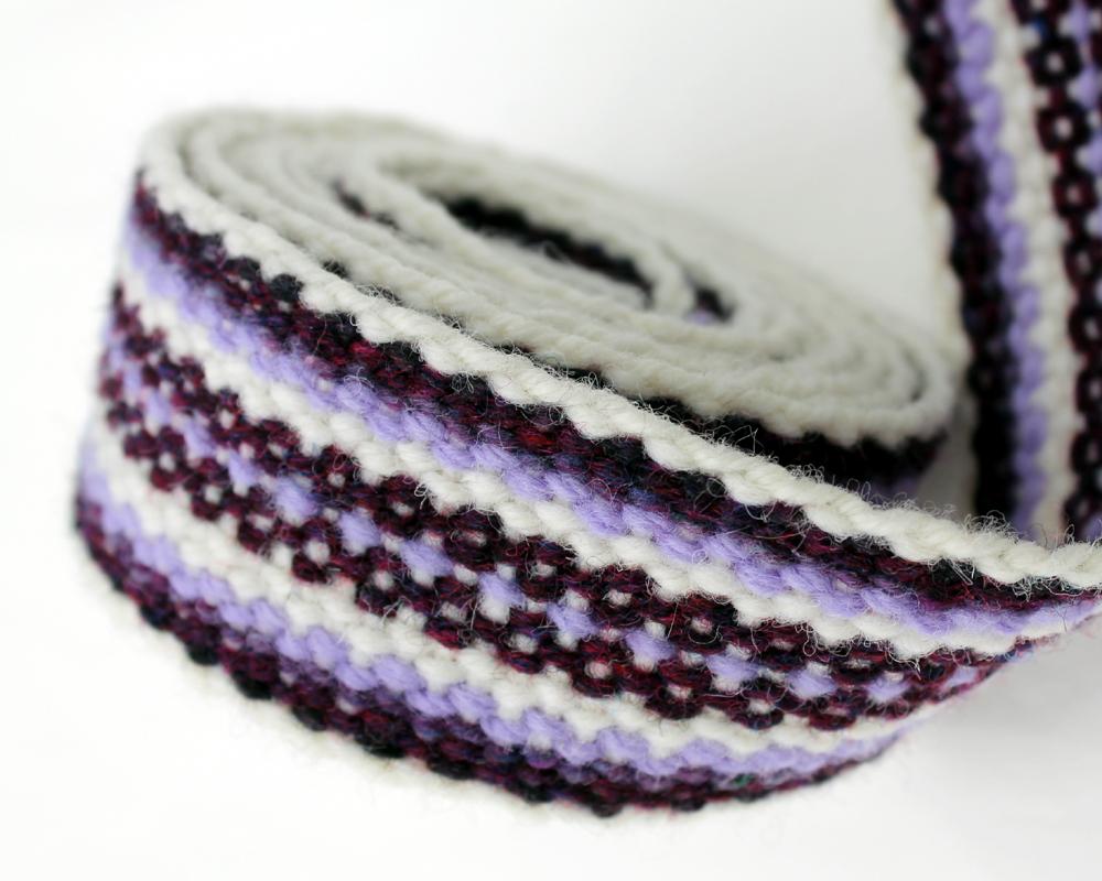Handfasting Cord - Purple Haze