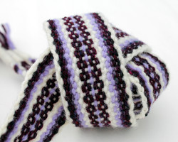 Handfasting Cord - Purple Haze -
