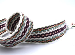 Floral Delight Handfasting Cord