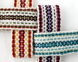 Set of 4 Handfasting Cords- 4 Elements - Celtic Traditional Cords