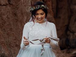 bride and crios