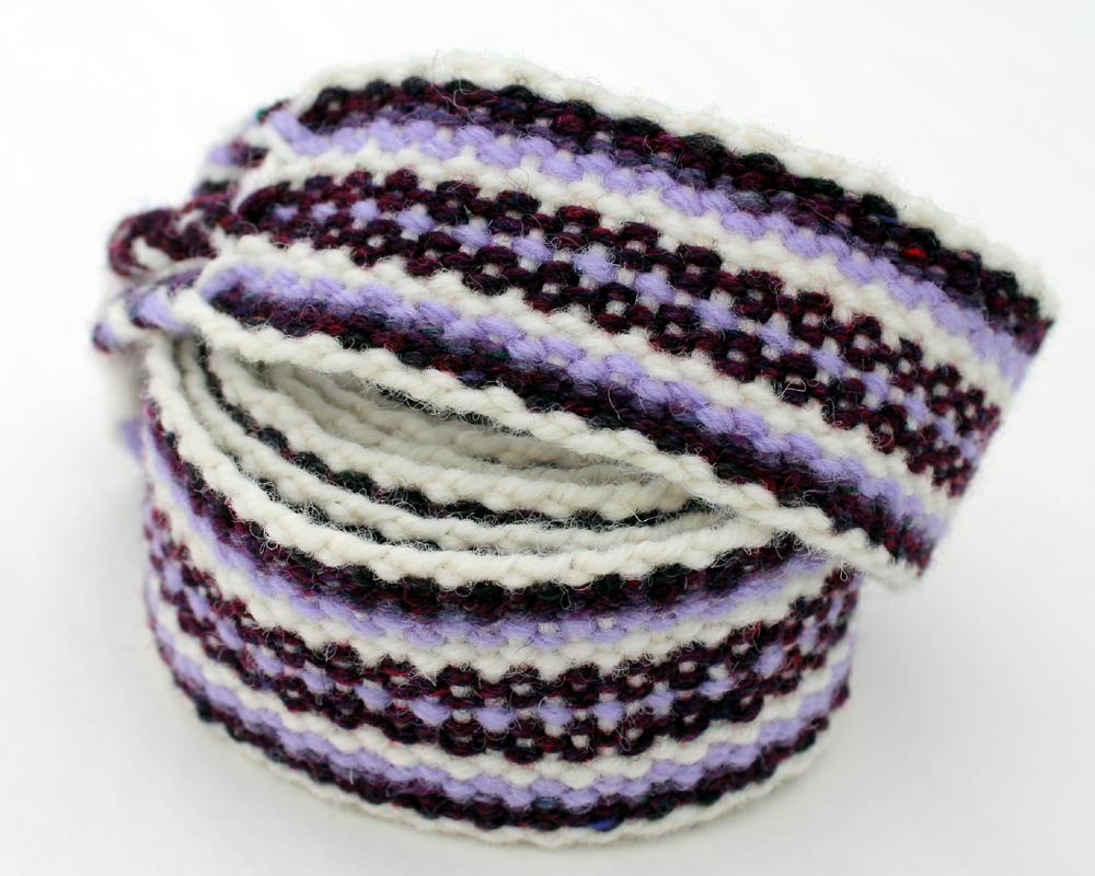 Handfasting Cord - Purple Haze - 4