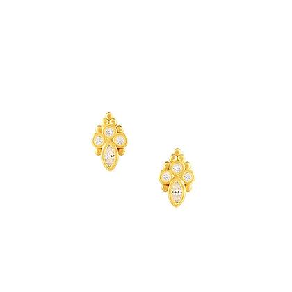 S925 Stud Earrings