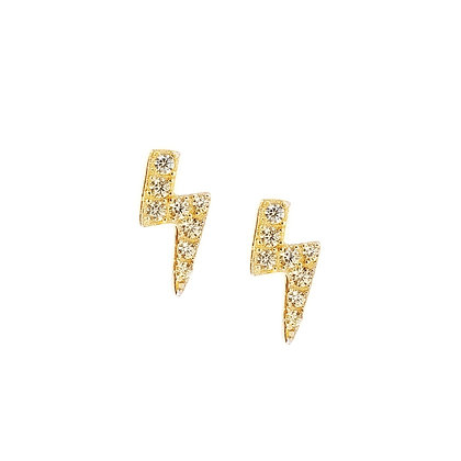 S925  CZ Stormi Stud Earrings