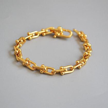 18k Gold Filled Bracelet