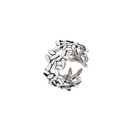 S925 Daisy Flower Ring