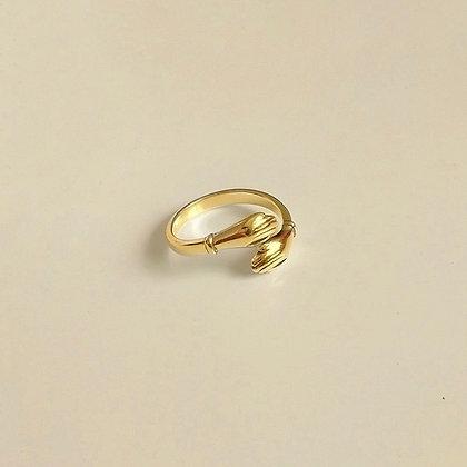 Warm Hug Adjustable Ring