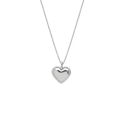 S925 Heart Necklace