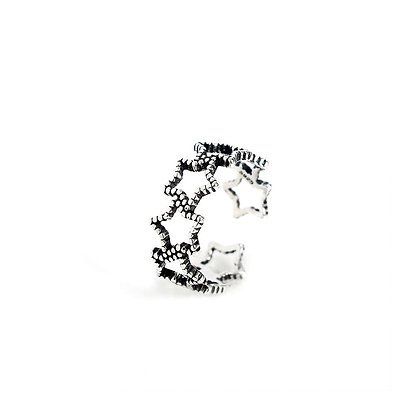 S925 Star Ring