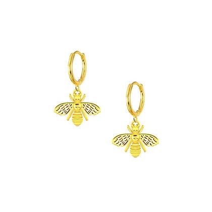 S925 Beelii Drop Earrings