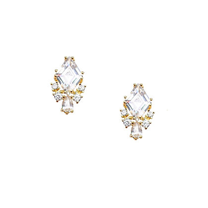 S925 Diamonds Studs