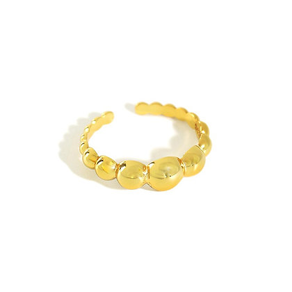 S925 Bead Dot Ring