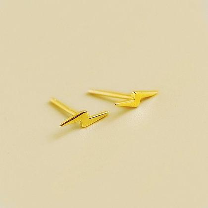 S925 Stormi Stud Earrings