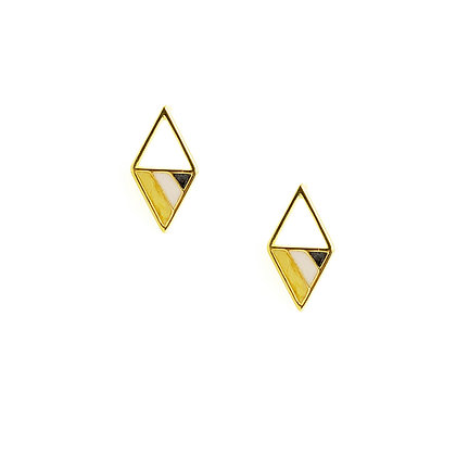 S925 Diamond Studs Earrings