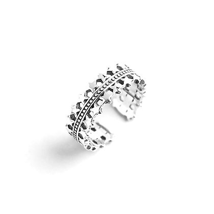 S925 Star Layer Ring