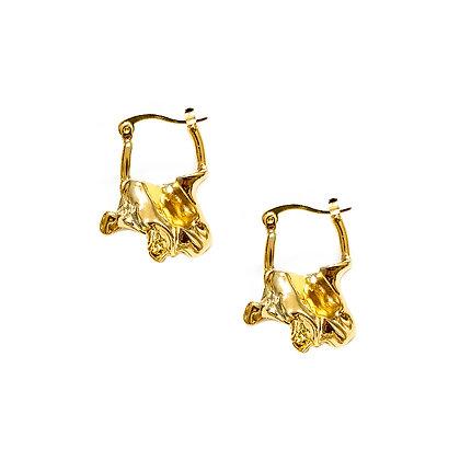 Luxury Gold Earrings