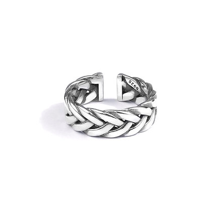 S925 Wrapped Ring