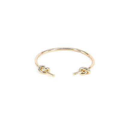Duo Single Knot Bracelet