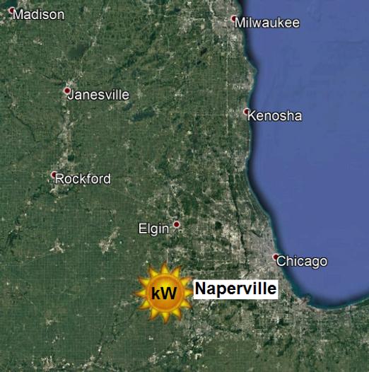 Laminar LLC - Location Map