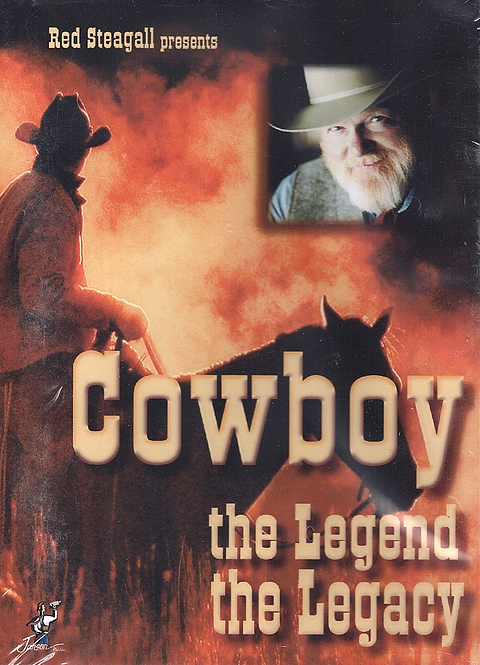 Cowboy: The Legend, The Legacy DVD