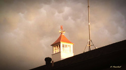STORM OVER BARN ROOF.KPASCHAL