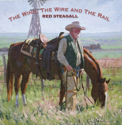 The Wind, The Wire and The Rail CD
