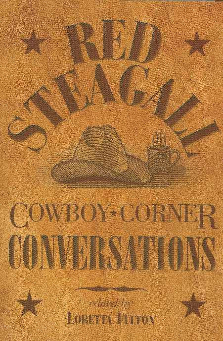 Cowboy Corner Conversations Book - LIMITED TIME OFFER