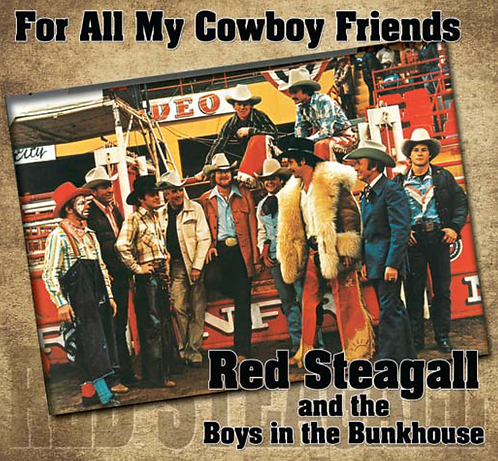 For All My Cowboy Friends CD