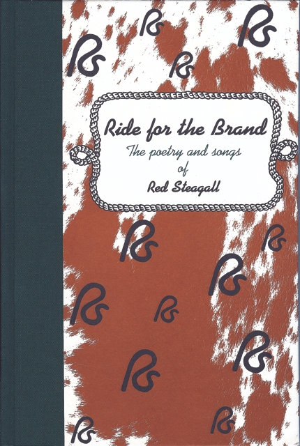 Ride For The Brand Book
