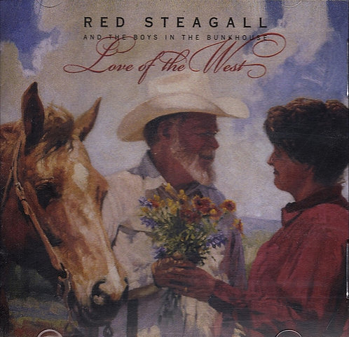 Love Of The West CD