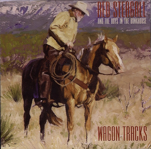 Wagon Tracks CD