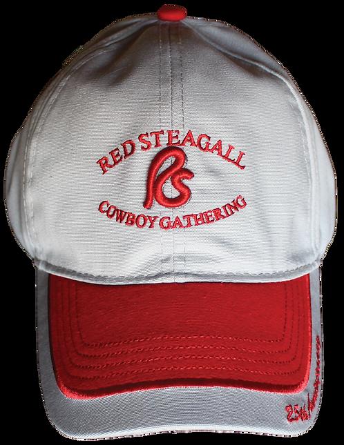 25th Anniversary Cowboy Gathering Cap