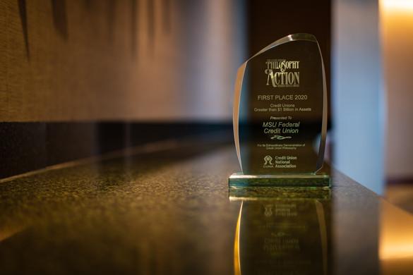 MSUFCU Award II