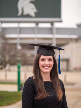 Chelsey Graduation II