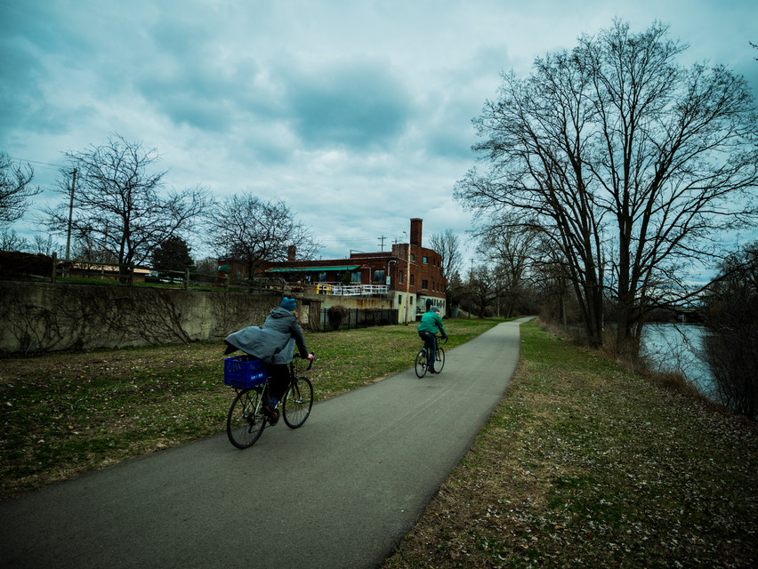 Covid Bicycling