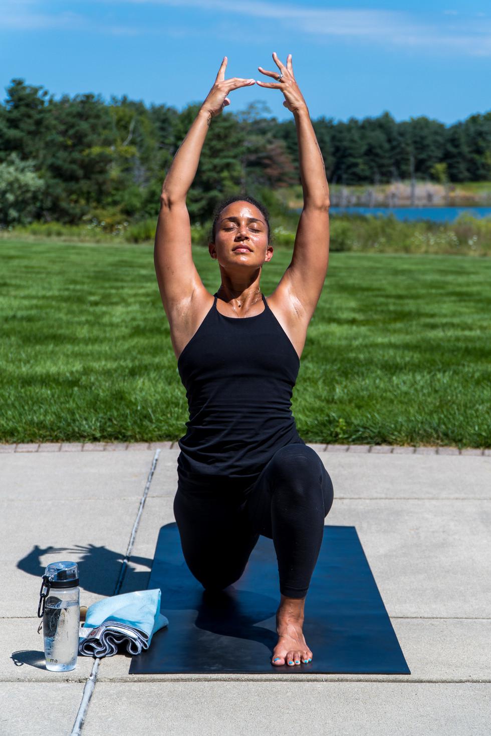 Salt Yoga II