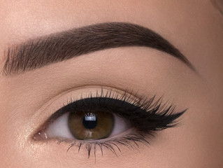 How long is eyebrows healing time?