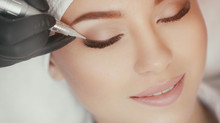 Is permanent makeup painful?