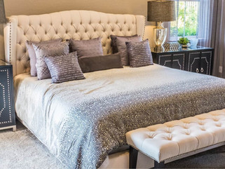 Simple Tips to Revamp Your Bedroom on a Budget - Home Improvement | By Lauren Depiero