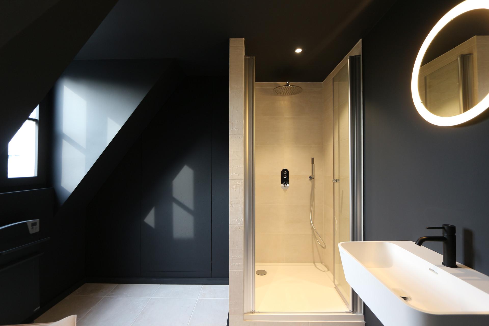 Rénovation de chambres d'hôte bnb à Lille