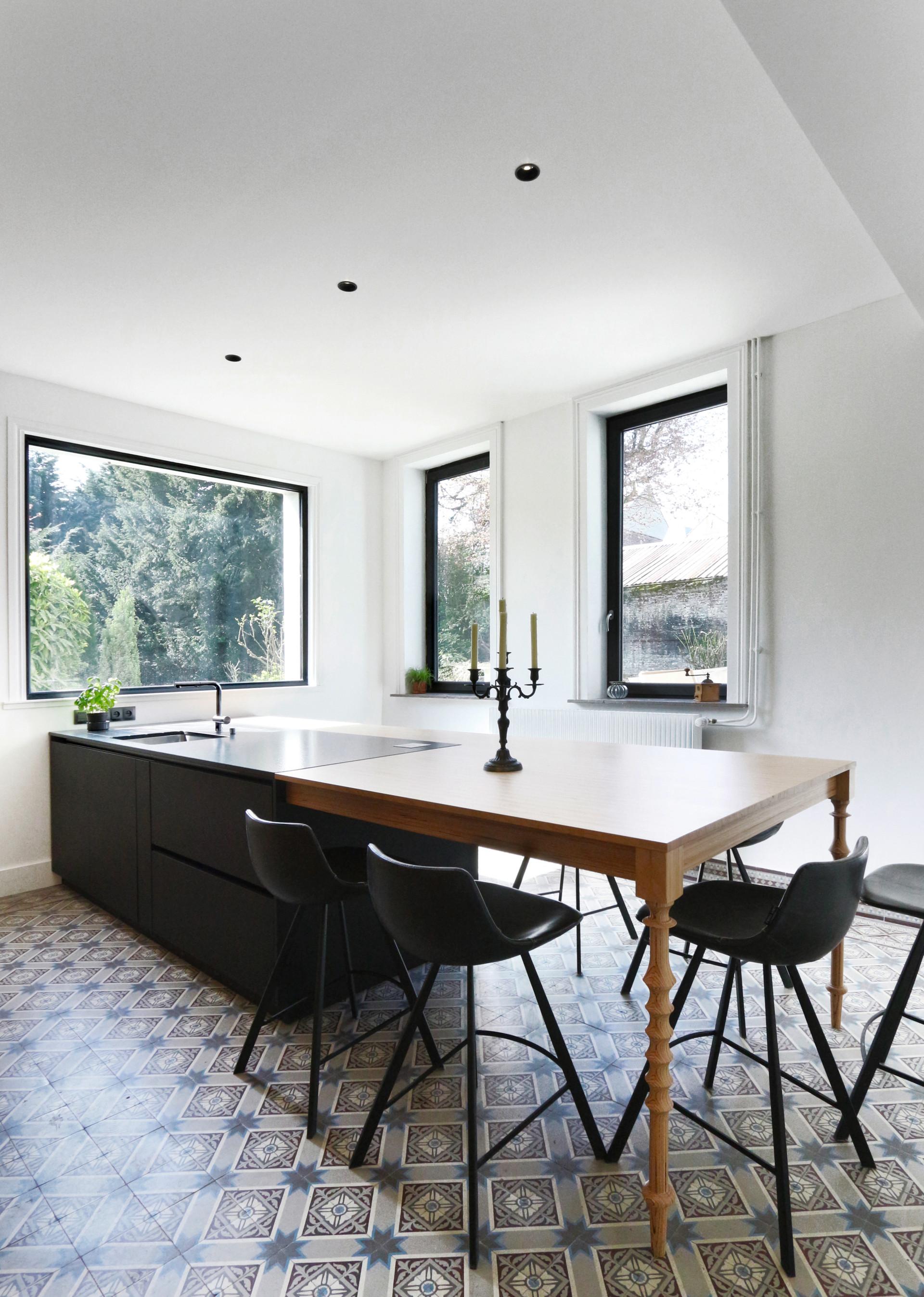 Rénovation cuisine sur mesure Lille