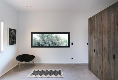Aménagement d'un espace parental villa calvi