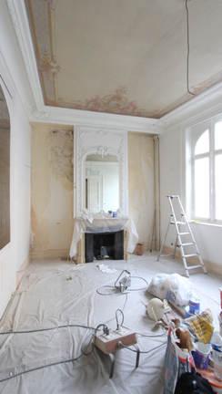 Rénovation hôtel particulier Lille
