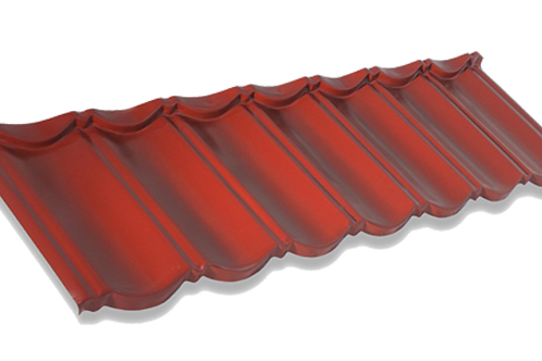 Red Eco Tile